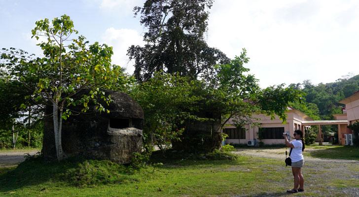 Toledo Cebu - Japanese Pillboxes