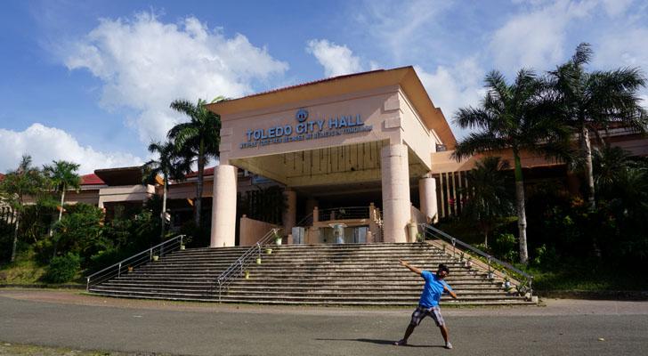 Toledo Cebu - Toledo City Hall