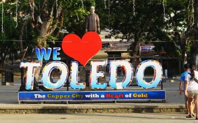 Toledo Cebu - copper city