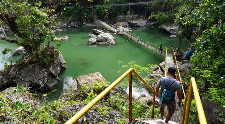 Toledo Cebu - malubog dam tunnel