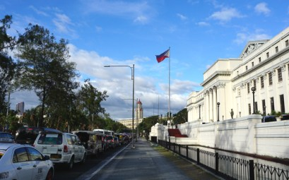 Back in Manila - National Museum