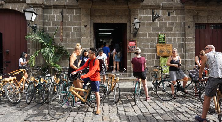 Bambike Ecotours - bamboo bikes
