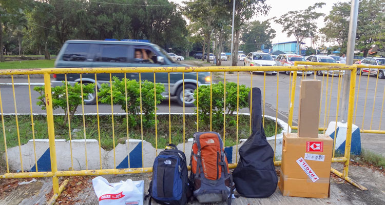 Here there and everywhere - CDO Lumbia Airport