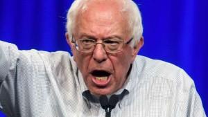Bernie Screaming
