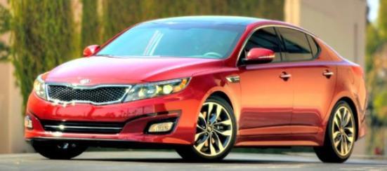 The 2014 Kia Optima further details the South Korean carmaker's value reputation