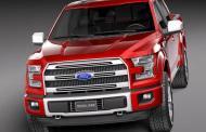 2018 FORD F-150: Diesel, 10-speed transmission debut