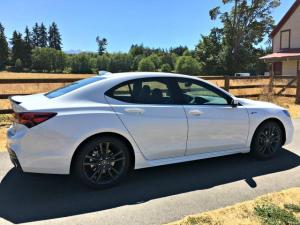 The 2018 Acura TLX has good front seat room, but the rear seats are limiting.