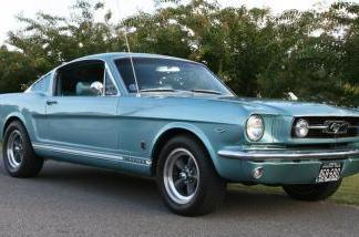 The Ford Mustang is a favorite with automatic and manual transmissions.