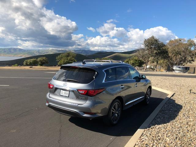 The 2018 Infiniti QX60 is ideal as a mid-size luxury SUV.