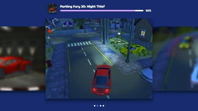 Parking Fury 3D: Night Thief is offered free online via sights like Poki.