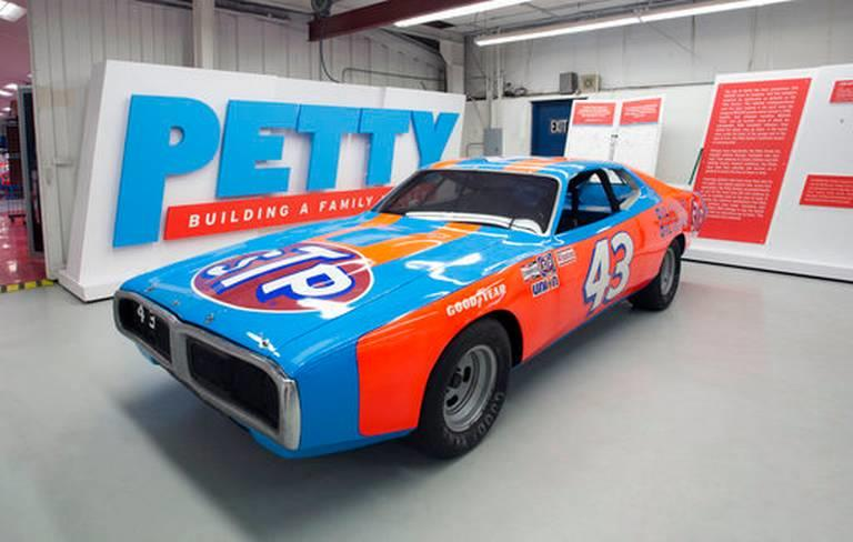 Richard Petty will be auctioning many items from his legendary racing career May 12 at Planet Hollywood in Las Vegas.