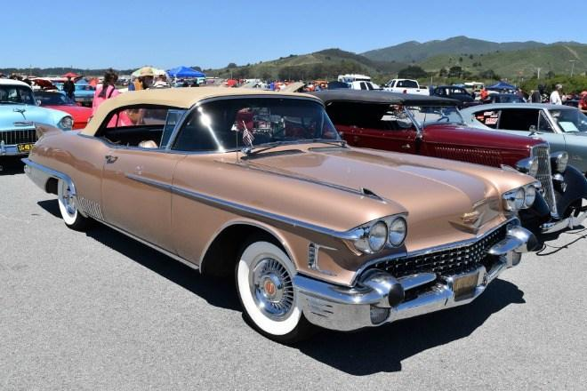 Hundreds of vintage cars will be on display at the 28th annual Pacific Coast Dreams Show, scheduled 10 a.m. to 4 p.m. April 29 at Half Moon Bay Airport.
