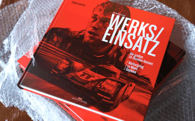 New auto books showcase Porsche racing, rusty relics