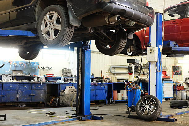 Garage Time is an Airbnb for DIY mechanics.