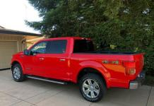 The 2018 Ford F-150 is the best-selling truck in the United States.
