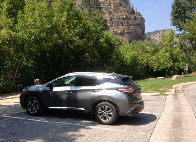 The 2015 Nissan Murano has been redesigned inside and outside.