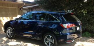 The 2016 Acura RDX has has nearly completely new look.