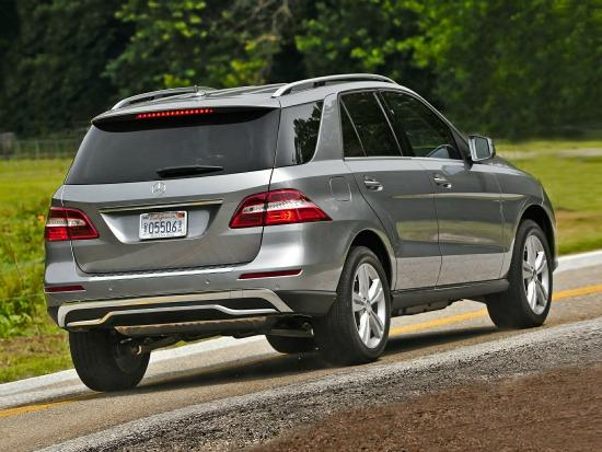 Mercedes-Benz is phasing out one of its SUVs in 2016.