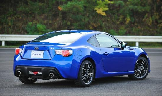 The 2015 Subaru BRZ will also include a Limited edition.