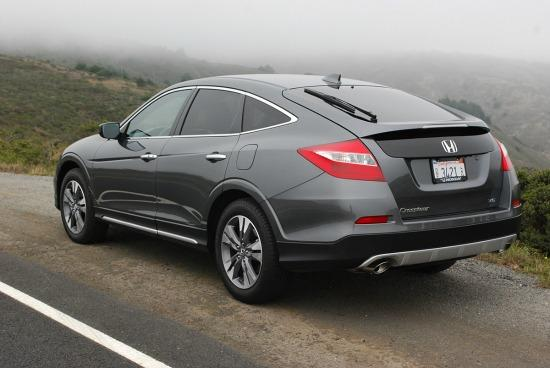 The unique-looking Honda Crosstour has been discontinued.