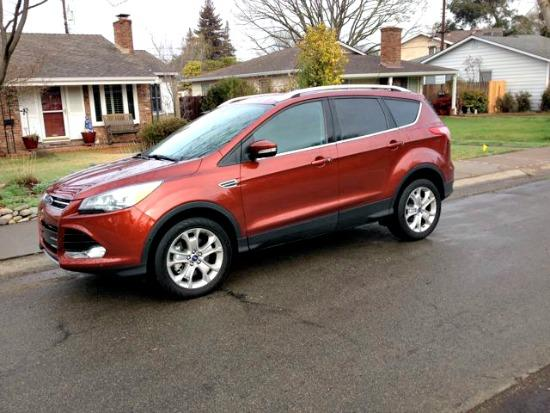 REVIEW 2014 Ford Escape: Sporty, utilitarian - The Weekly Driver