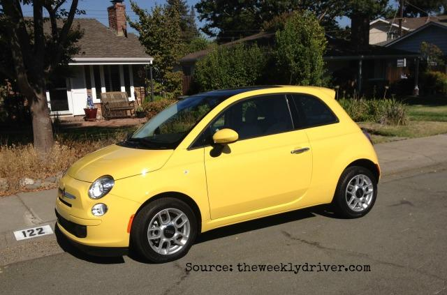 The Fiat 500 Pop model has a lot to offer for $18,000.