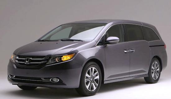 The 2014 Honda Odysssey has been refreshed in its 21st year and fourth generation.