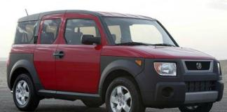 The Honda Element is part of the latest recall of 3 million cars for faulty airbags.