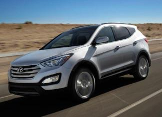 The 2014 Hyundai Santa Fe Sport is in its second year.