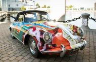 Janis Joplin's psychedelic Porsche set for Sotheby's auction