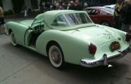 Kaiser-Darrin: Odd, elegant sports car in demand