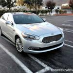 The 2015 Kia K900 is among TheWeeklyDriver.com's Best 12 Vehicles of 2015.