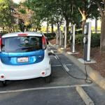 Re-charding the Mitsubishi i-MIEV