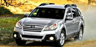 The 2015 Subaru Outback has a variety to upgraded features.