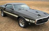 Rare Barn Find Ford Mustang Shelby Set For Auction