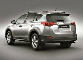 The 2013 Toyota RAV4 has been updated.