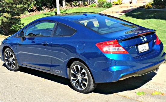 The 2013 Honda Civic Si Has A New Sporty Look