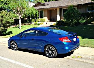 The 2013 Honda Civic Si has a new look and feell
