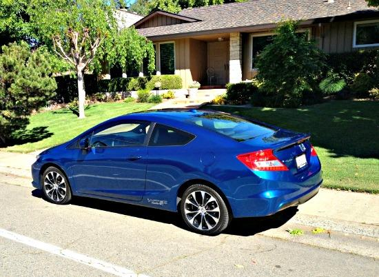 2013 Honda Civic Si: New sporty look rekindles iconic reputation