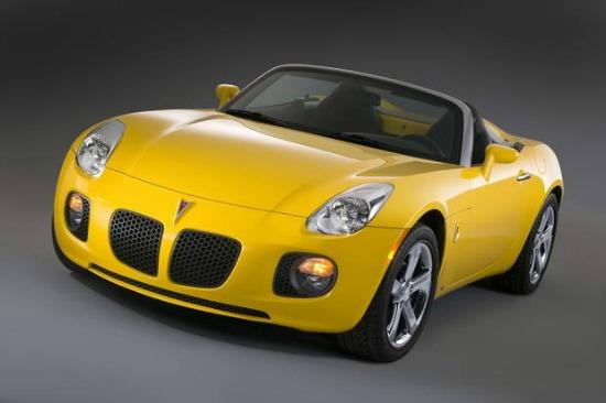 The 2007 Saturn Sky is part of a massive General Motors recall