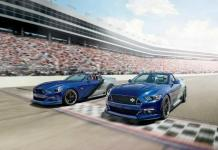 Neiman Marcus is offering 100 specialty 700 horsepower For Mustangs.