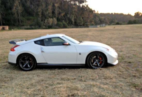 2014 Nissan 370Z: Fast, fun, impractical