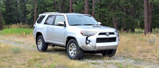 2014 Toyota 4Runner is rugged and nearly drives itself.