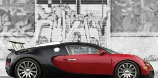 The first Bugatti Veyron made will be auctioned during the Monterey Auto Week.