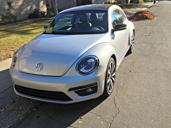 The 2014 Volkswagen Beetle is similar but also much different than Bugs and Beetles of yesteryear.