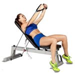 Review of CAP Barbell Deluxe Utility Weight Bench