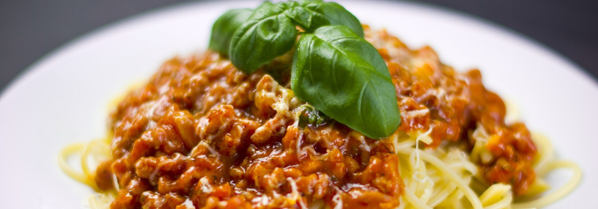 Magic Bolognese