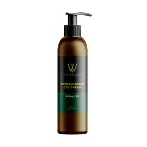 Premium CBD Cream Hemp Lotion for hands and body 200mg