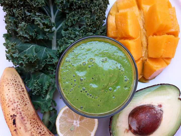 The Benefits Of Green Smoothies