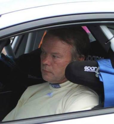 Tim Jones / Competitor Liaison Officer